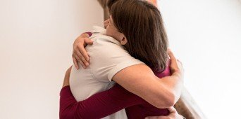 Beziehungstraining - Die stille Umarmung