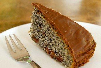Huldersun Schoko-Mohnkuchen