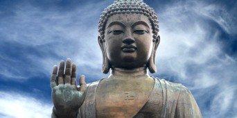 Atemübung nach Art des Buddhas