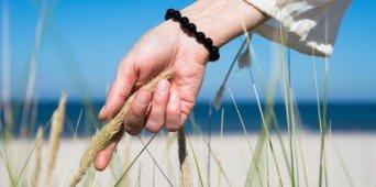 5-Minuten Achtsamkeit - Bewusstes Berühren