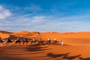 Mystik Wüste