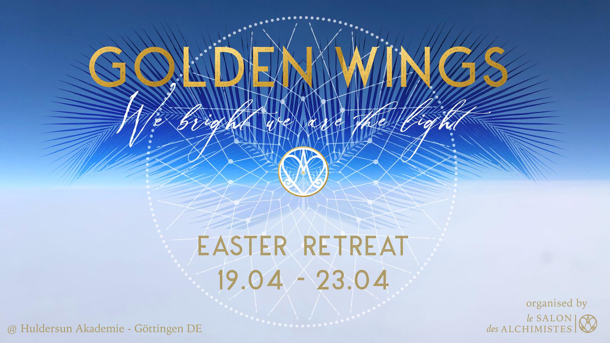 Golden Wings Osterretreat 2019
