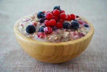 Huldersun Porridge - Energie für den ganzen Tag